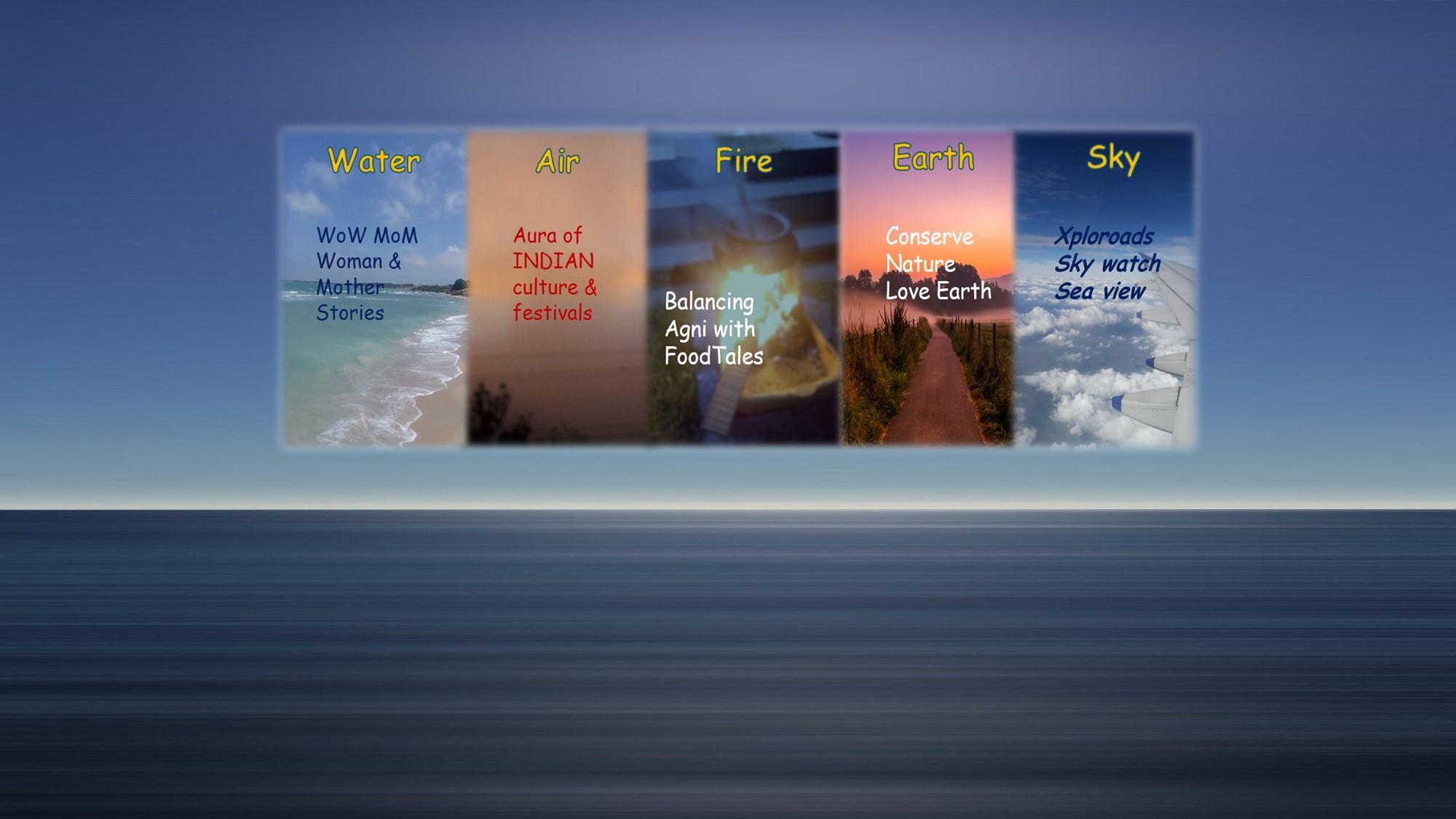 Sun-Sea-Soil-Sky