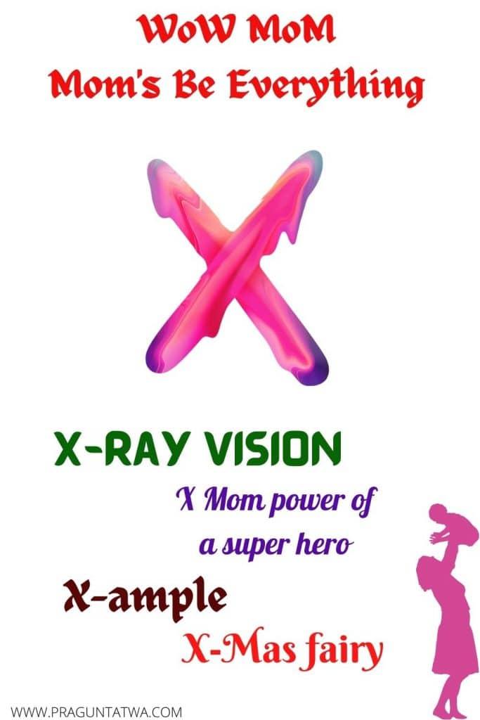 Exemplary x-ray vision